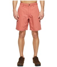 Mountain Khakis Poplin Short Rojo Men's Shorts Red