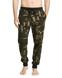 Polo Ralph Lauren Camo Thermal Jogger Pants