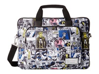 Marc By Marc Jacobs Comic Print Tech 15' Commuter