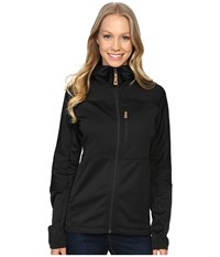 Fjall Raven Abisko Trail Fleece Black Women's Fleece