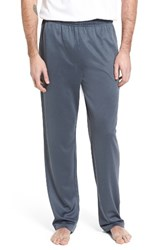 Majestic International Men's Big And Tall Work Out Lounge Pants Light Grey