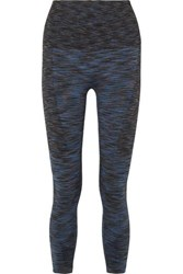 Lndr Space Dyed Stretch Leggings Blue