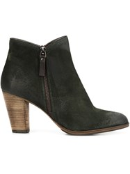 N.D.C. Made By Hand 'Snyder' Boots Green