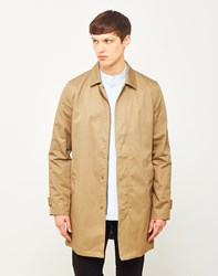 Only And Sons Neur Trench Coat Camel