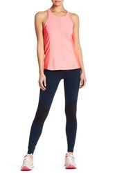 New Balance Colorblock Legging Blue