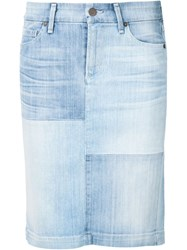 Citizens Of Humanity 'Bauhaus' Denim Skirt