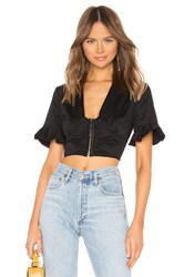 C Meo Collective Imbue Top In Black