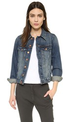 Blank Jean Jacket Shadow Boxer