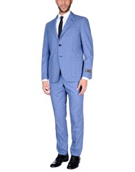 Angelo Nardelli Suits Blue