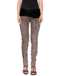 Fornarina Denim Denim Trousers Women