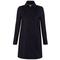 Hobbs Evanna Coat Navy