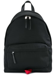 Givenchy Logo Handle Backpack Black