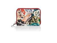 Christian Louboutin Women's Panettone Mini Coin Purse No Color