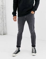 Lee Jeans Skinny Fit Jeans Black