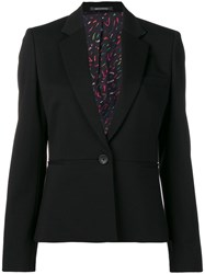 Paul Smith Ps By Slim Fit Blazer Black