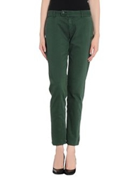Duck Farm Casual Pants Green