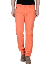 40Weft Casual Pants Salmon Pink