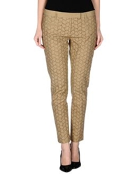 True Royal Casual Pants Khaki