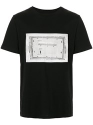 Public School Chest Print T Shirt Unavailable