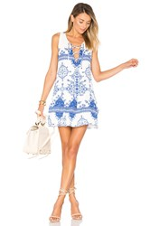 Lovers Friends Temple Dress White