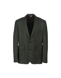 Hardy Amies Blazers Dark Green