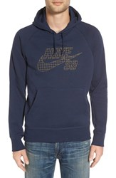 Nike Men's Sb Icon Grid Graphic Hoodie