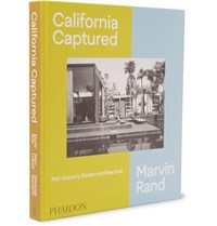 Phaidon California Captured Hardcover Book Multi