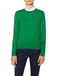 Paul Smith Ps Crew Neck Jumper Green