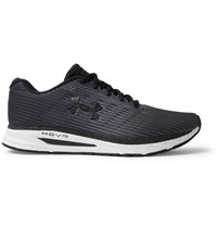 Under Armour Ua Hovr Velociti 2 Mesh And Rubber Running Sneakers Black