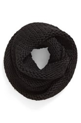 Bp Knit Infinity Scarf Black