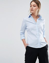 New Look Classic Shirt Blue