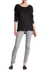Silver Jeans Co. Aiko Mid Super Skinny Jean Brown