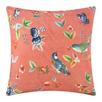 Pip Studio Birdy Cushion 60X60cm Pink