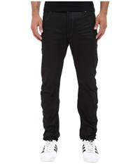 G Star Arc Zip 3D Slim In Hoist Denim Medium Aged Hoist Denim Medium Aged Men's Jeans Black
