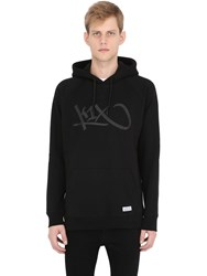 K1x Rubber Logo Hooded Sweatshirt