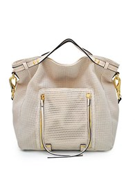 She Lo Silver Lining Leather Satchel