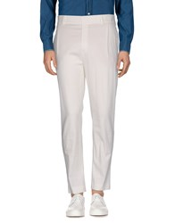 Drykorn Casual Pants Ivory