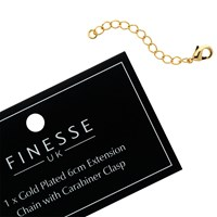 Finesse Extension Chain Gold