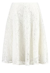 Anna Field Aline Skirt Cloud Dancer Off White