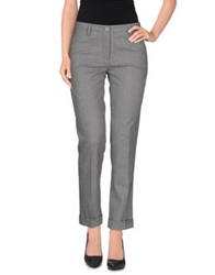 Kangra Cashmere Casual Pants Grey