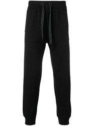 Iceberg Side Logo Track Pants Black