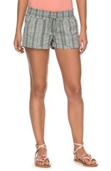 Roxy Oceanside Beach Shorts Thyme South Border
