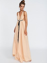 Kalita Camille Reversible Maxi Dress By At Free People