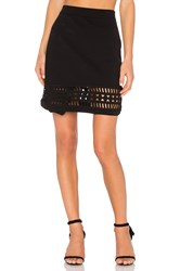 Lovers Friends Mosaic Skirt Black
