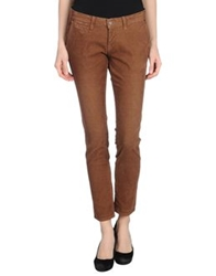 Pepe Jeans Casual Pants Brown