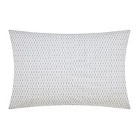 Harlequin Array Standard Pillowcase Pair Charcoal