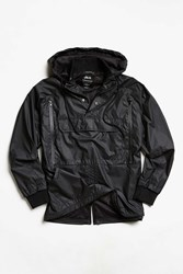 Publish Achille Long Anorak Jacket Black