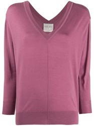 Forte Forte V Neck Jumper 60