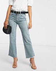 French Connection Milo Denim Strght Boot Jeans Blue