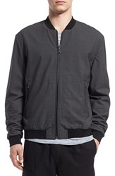 Vince Men's Reversible Stretch Wool Bomber Jacket
